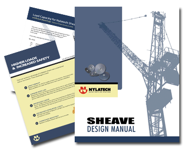 Designing Sheaves and Bearings with Nylon