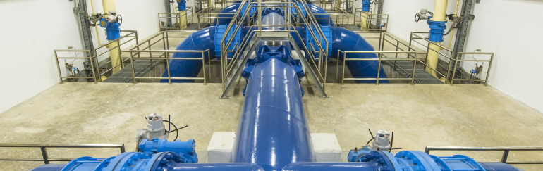 Plastics in Wastewater Industry