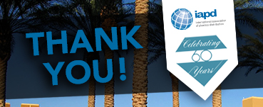 Thank you for attending the 60th Annual IAPD Convention