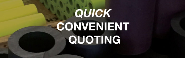 Need a Quote Quickly? Let's Chat!