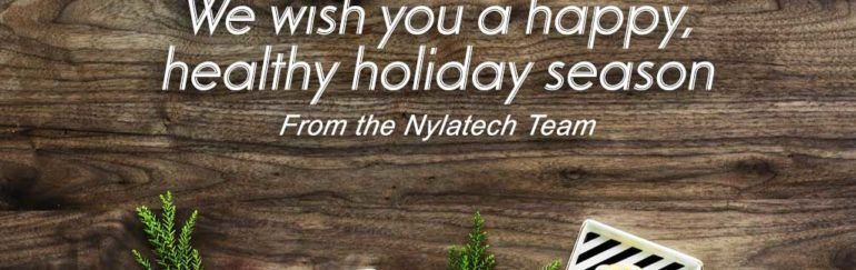 Wishing you a happy, healthy holiday season